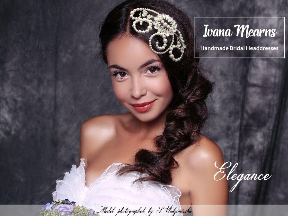 Designer Bridal Headpiece