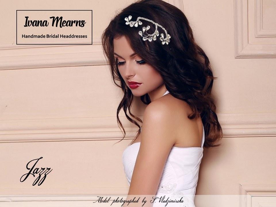 Vintage Style Designer Headpiece for Weddings